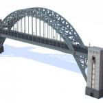 تنفيذ الجسور والطرق